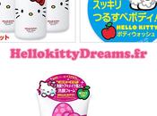 nouveautés Hello kitty Rosette
