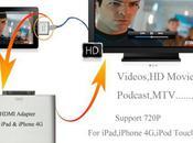 Adaptateur HDMI pour iDevices