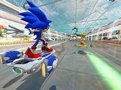 Sonic Free Riders vidéo