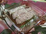 Terrine lapin herbes potagères lavande
