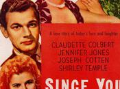 Depuis départ Since Went Away, John Cromwell (1944)