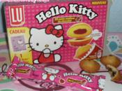 petits moelleux chocolat Hello Kitty