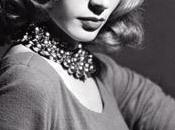 Glamour, avec Lauren Bacall