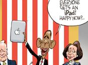 Obama autographe iPad