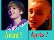 Justin Bieber Bientôt crâne rasé