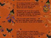 Poème d'Halloween manière orphelins Baudelaire