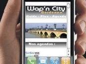 Stratégie Marketing mobile Wap'n City, cityguide poche