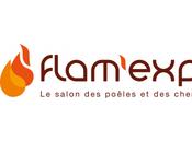 Flam'expo salon poeles cheminées Février 2011