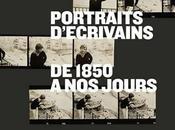 Exposition Portraits d'écrivains 1850 jours