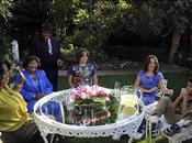 Oprah interview Katerine Jackson dans maison familiale
