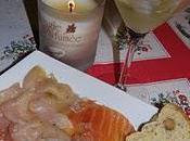 Dinette chic maison saumon, artichaut pain graines