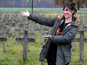 Charlotte Roche, anti-nucléaire mobilisée