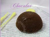 Fondant crème marron chocolat