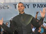 Tony Parker Pris grippe propres supporters