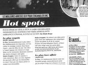 Restaurant Alcazar presse parle…BE Magazine
