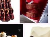 Bûches Noël, mode Créateurs