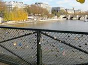 mystérieux cadenas Pont Arts Paris