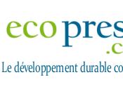 Produits fournitures écologiques avec ecopresto.com