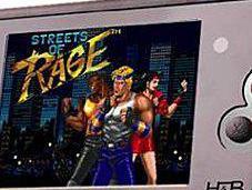 retour SEGA Mega Drive