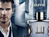 "Henry Cavill prend pose pour ""Dunhill Light London"""