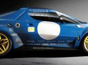 Nuova Lancia Stratos version