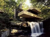 maison jeudi FallingWater Frank Lloyd Wright