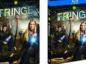 Fringe l'intégrale saison arrive Blu-ray