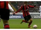 Résumé vidéo buts match Francfort Mayence (04/12/2010)
