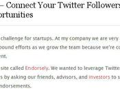 Endorse.ly lettre motivation cooptation twitter