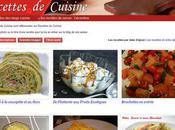 """""""Recettes Cuisine"""", nouvel agrégateur"""