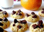 Cookies chocorange