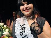 Miss Ronde France 2011 glamour