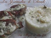 Filet mignon sauce foie gras puree manioc