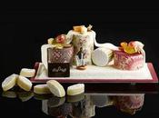 Bûche treize desserts signée Christian Lacroix