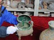 archéologues chinois découvrent plus vieille soupe monde (bon appétit)