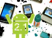 Android Eclair officiellement Sony Ericsson Xperia