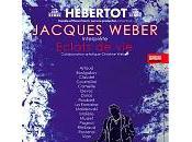 """THEATRE: """"Eclats vie"""", Jacques Weber seul scène/Jacques alone stage"""