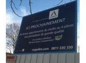 nouveau programme immobilier Romainville