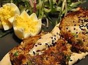 Croquettes saumon l'asiatique