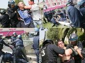 sept jeunes tabassés police pour avoir observé..