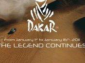 Suivre Paris-Dakar 2011 iPhone...
