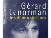 suis vingt Gérard Lenorman