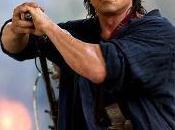 Sylvester Stallone fier John Rambo