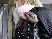 Dakota Fanning arrive Louisiane