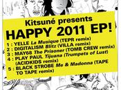 Kitsuné Happy 2011
