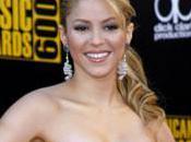 Shakira sera présente Music Awards