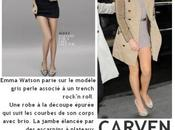 Emma Watson CARVEN, LOUBOUTIN, CHARLOTTE OLYMPIA WHISTLES