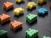 Space invaders soaps