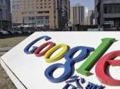 Google revient Chine