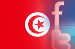 Facebook/Twitter, porte-paroles peuple tunisien.
